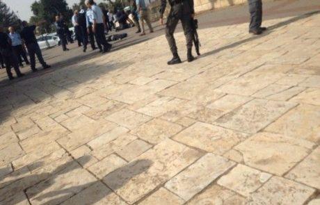 פיגוע דקירה שני היום בירושלים