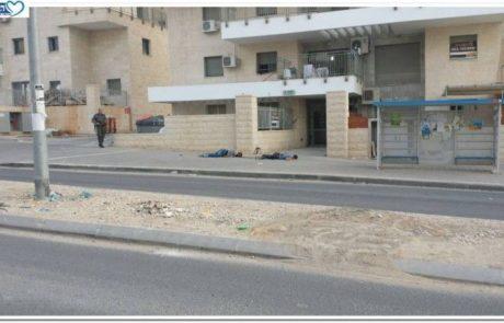 ישראלי נפצע קל בפיגוע בבית שמש