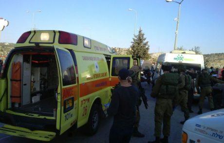 ישראלי נרצח בפיגוע דקירה  בכביש 443