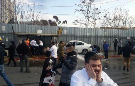 4 פצועים אחד קשה בפיגוע בירושלים