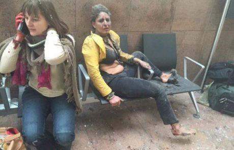 עשרים הרוגים בשני פיגועים שונים בבריסל