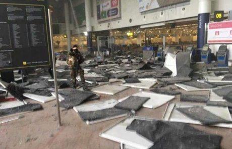 שני הפיצוצים בטרמינל בבריסל – מה קרה שם?