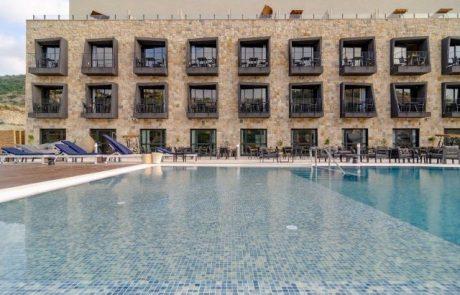מלון קדם לנופש ובריאות יפתח לאורחים בתחילת יוני