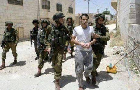 """כוחות צה""""ל פשטו על בית המחבל אחיו  נעצר"""