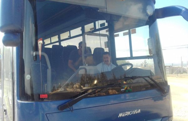 קטין מואשם כי תקף נהג אוטובוס רק בשל היותו ערבי