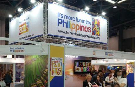 גידול בתיירות הישראלית לפיליפינים