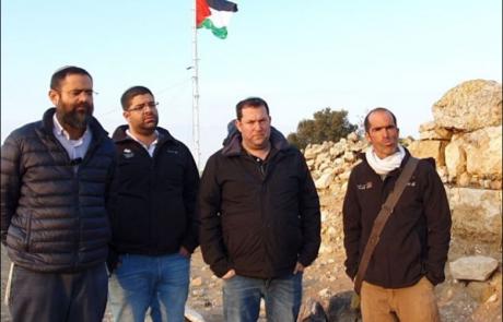 לאחר תלונתו של יוסי דגן: המשטרה עצרה פלסטיני שאיים ברצח יהודים