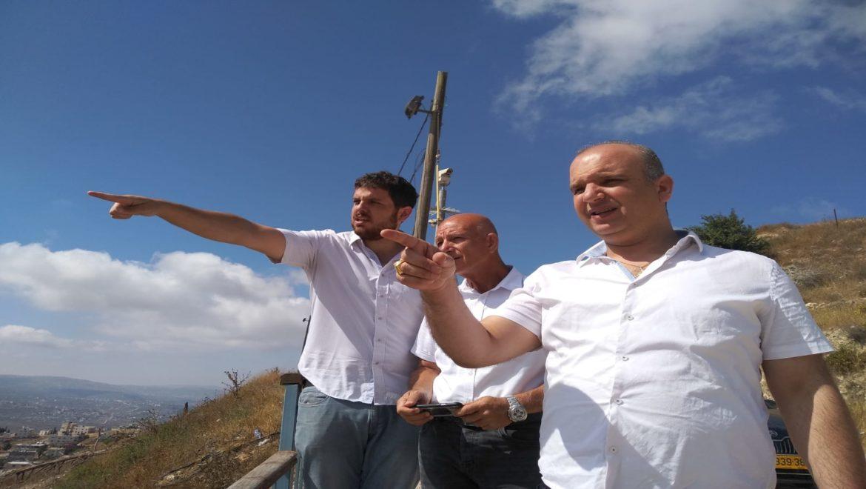 מסתמן שיתוף פעולה בין השומרונים לאריאל