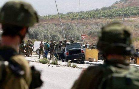 מחבל נורה למוות במחסום חווארה
