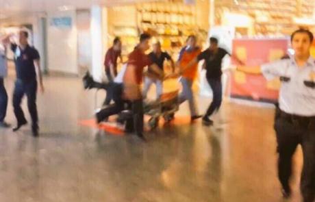 28 נהרגו וכ-60 נפצעו בפיגוע בנמל התעופה באיסטנבול