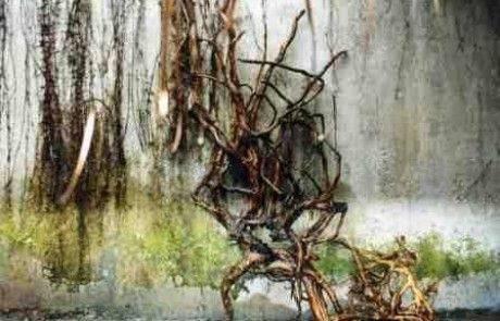 """חמישה אמנים, מציגים -""""נוף אחר"""""""