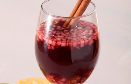 משקה סנגרייה,המשקה שיחמם לך את החורף