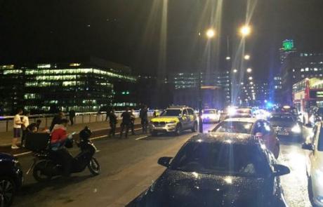 בריטניה – הרוג  ופצועים בפיגוע דריסה בגשר לונדון