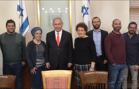 נתניהו בבנימין: נחיל את החוק הישראלי בכל יהודה ושומרון