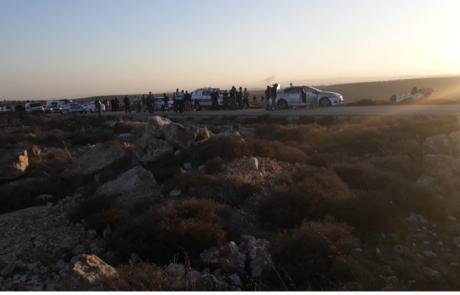אהוביה סנדק נהרג לאחר מרדף משטרתי סמוך לכוכב השחר