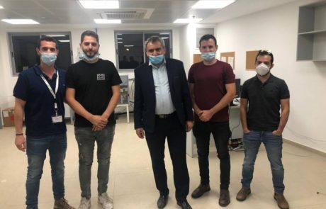 בהלת הקורונה: הלימודים באוניברסיטת אריאל ממשיכים כרגיל
