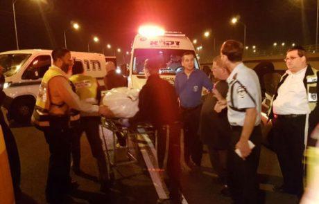 הקטל בדרכים -ארבעה צעירים  נהרגו בתאונה קשה בכביש 431
