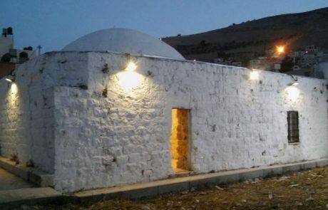 """דגן  """"הנוכחות היהודית בקבר יוסף קריאת השכמה לממשלה"""""""