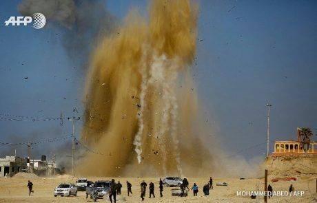 """עזה – אש מקלעים נפתחה לעבר כוח צה""""ל באזור כיסופים."""