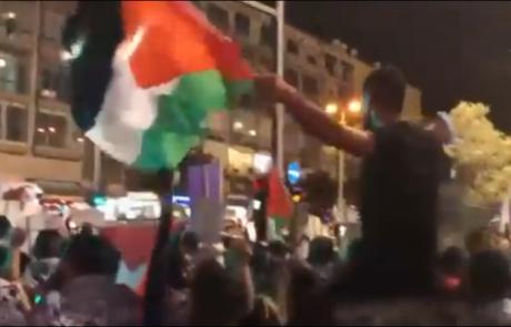כיכר רבין הפלסטינית