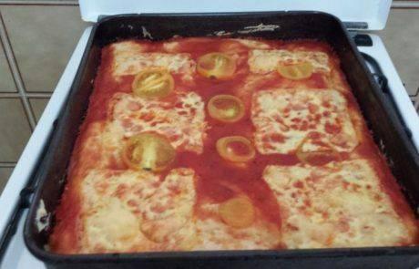 פיצה של סבתא