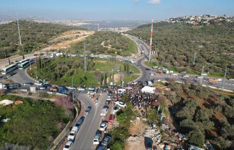 השומר  מאריאל בשיחתו למשטרה: הם מנסים לדרוס אותי