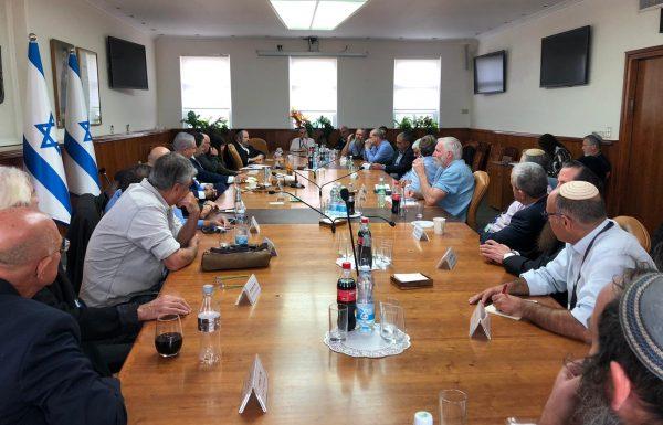 """קרע בין ראשי ההתיישבות? מועצת יש""""ע וראשי רשויות מהשומרון כן הגיעו לפגישה עם נתניהו"""