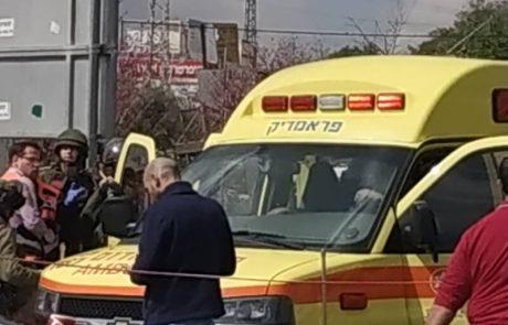 יממה לאחר הפיגוע הרצחני : צומת אריאל עדיין פצצה מתקתקת
