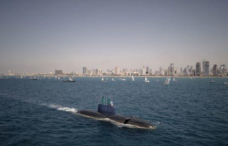 חוגגים 70 למדינת ישראל – משט הצדעה מרהיב למדינת ישראל ולחיל הים
