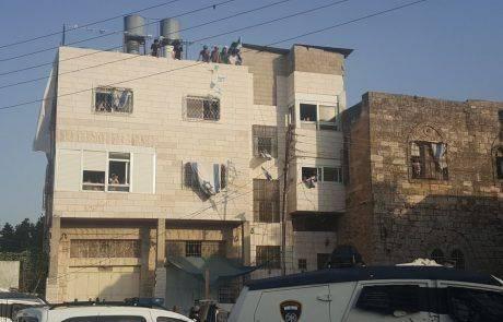 """אורי אריאל """"אני שמח שעם ישראל ממשיך להתבסס ולקבוע יתדות בעיר האבות."""""""