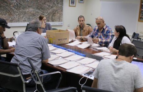 החיילים הכריעו שבירו ראש עיריית אריאל