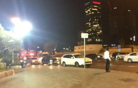 ארבעה הרוגים בפיגוע במתחם שרונה