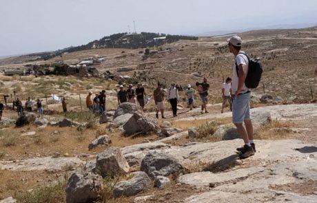 החלת הריבונות: השתלטויות של ערבים בהר חברון פוגעות בהתיישבות