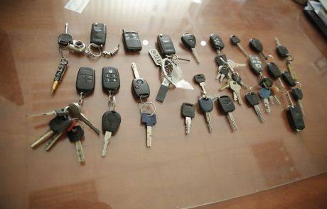 נעצרה כנופיית פורצים וגנבי כלי רכב בירושלים והסביבה