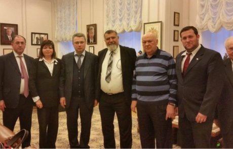 מקדמים את ההתיישבות בפרלמנט הרוסי