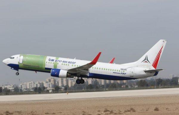 התעשייה האווירית קיבלה רישוי להסבת מטוסי בואינג 737-800 למטוסי מטען