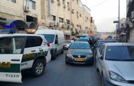 הערב גל פיגועים ברחבי הארץ -ירושלים, פתח תקווה ויפו