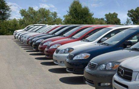 פורסם מכרז השכרת הרכב של מערכת הביטחון