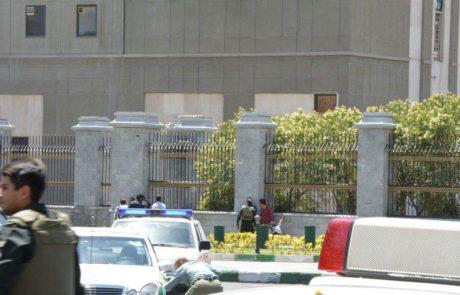 כשמונה הרוגים  ופצועים רבים במתקפת טרור בטהרן
