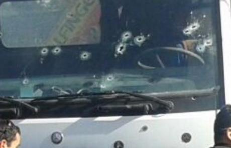 טרור בירושלים : ארבעה הרוגים בפיגוע דריסה