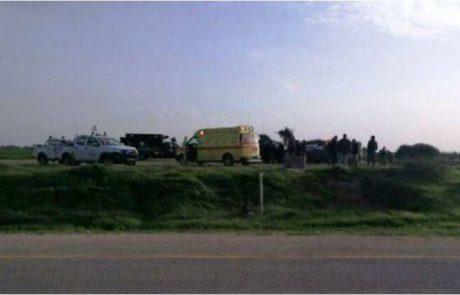 """שני חיילים פצועים קשה מהפעלת מטען כנגד כוח צה""""ל בגבול עזה"""