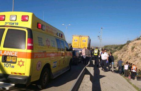 בן 30 מאריאל נהרג בתאונת דרכים קשה
