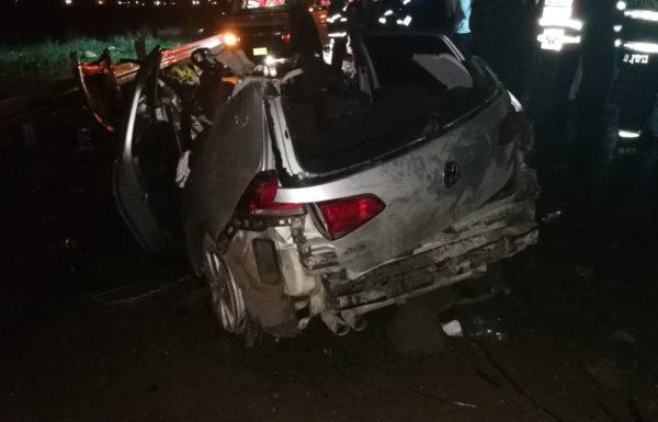 שני ילדים נהרגו בתאונה קשה  סמוך לצומת שבי שומרון שבשומרון