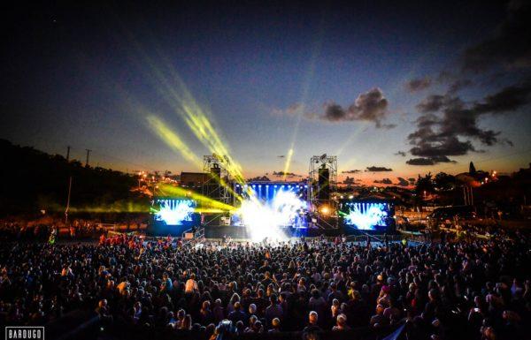 10,000 בני אדם הגיעו להופעה של עומר אדם בשומרון