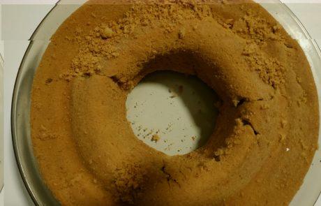 עוגת טורט אספרסו חלומית
