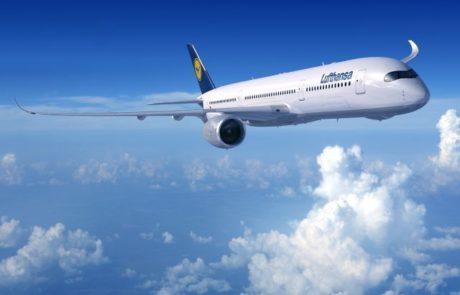 ב-2017 תפעיל לופטהנזה 10 מטוסי איירבס A350