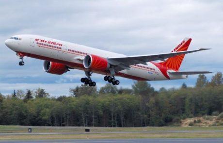 אייר אינדיה תפעיל טיסות ישירות לישראל