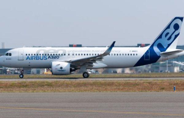 איירבס מסרה ללקוח את מטוס ה-1,000 מדגם A320neo