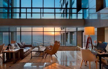 נפתח מחדש מלון אורכידאה אוקיינוס בהרצליה