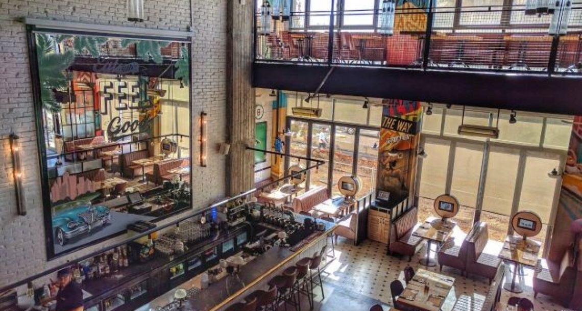 אוכל חווייתי כשר למהדרין במסעדת BBB ירושלים
